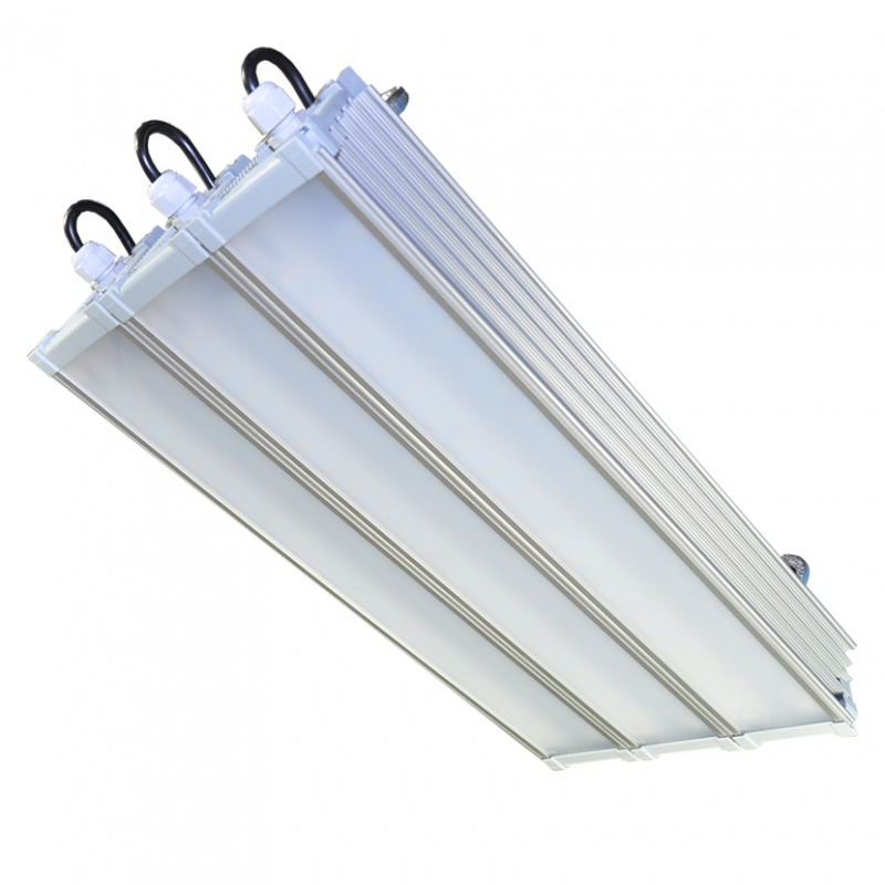 Светильник уличного освещения на светодиодных лампах